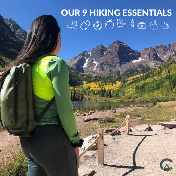 Our 9 Hiking Essentials
