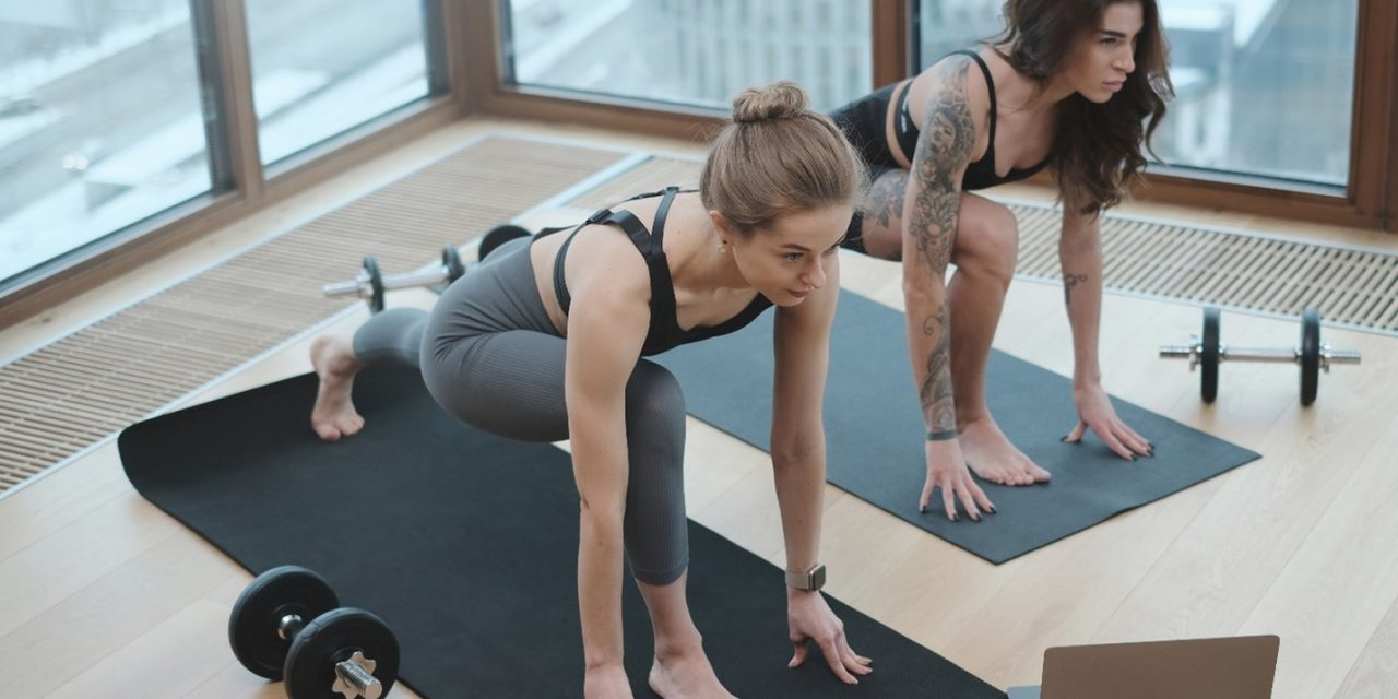 Make your Workout More Sustainable